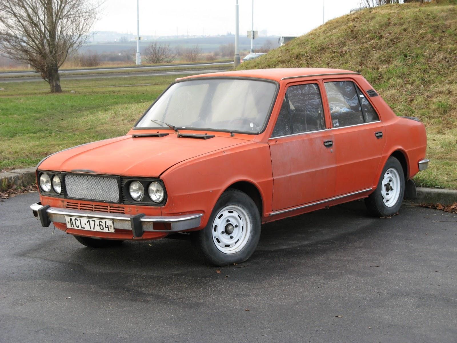 Skoda 105, 120 I 1976 - 1990 Sedan #7