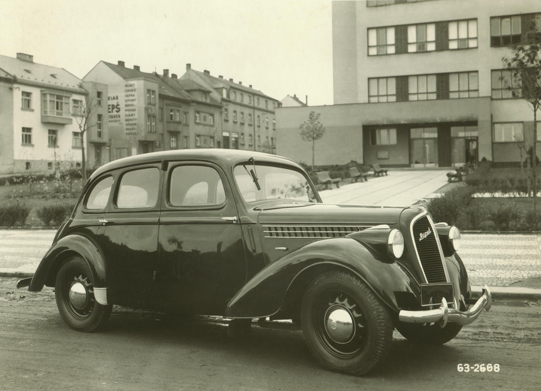 Skoda 1200 I 1952 - 1973 Sedan #1