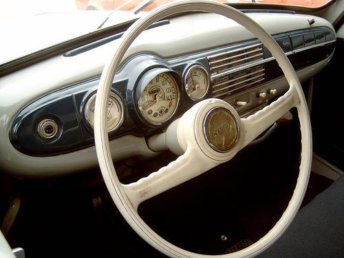 Skoda 1200 I 1952 - 1973 Sedan #8