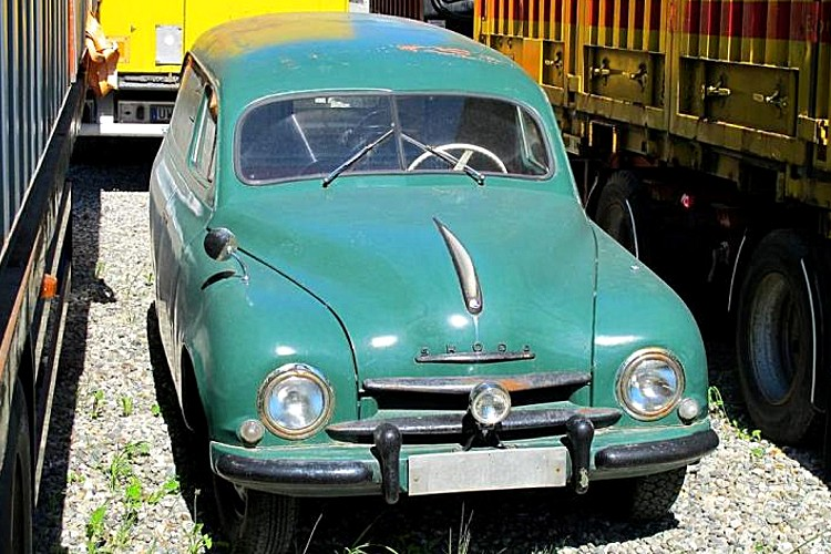 Skoda 1200 I 1952 - 1973 Sedan #5