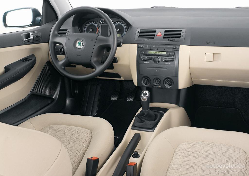 Skoda Superb I 2001 - 2006 Sedan #8