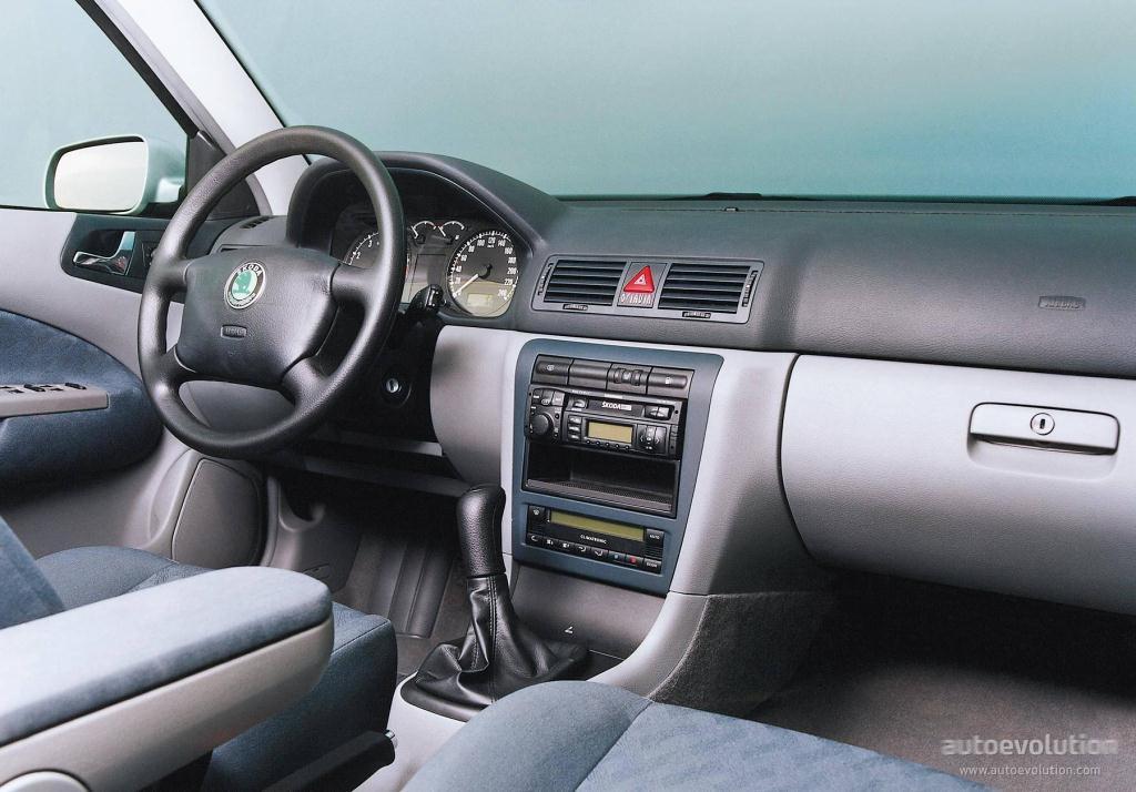 Skoda Fabia I 1999 - 2004 Sedan #8