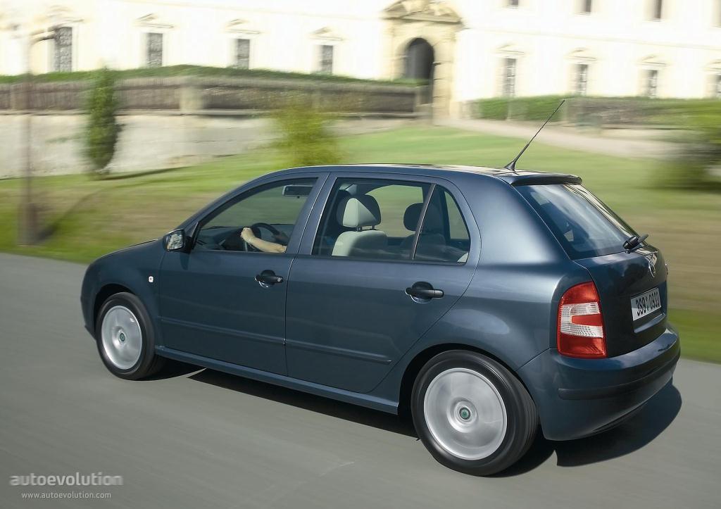 Skoda Fabia I 1999 - 2004 Sedan #6