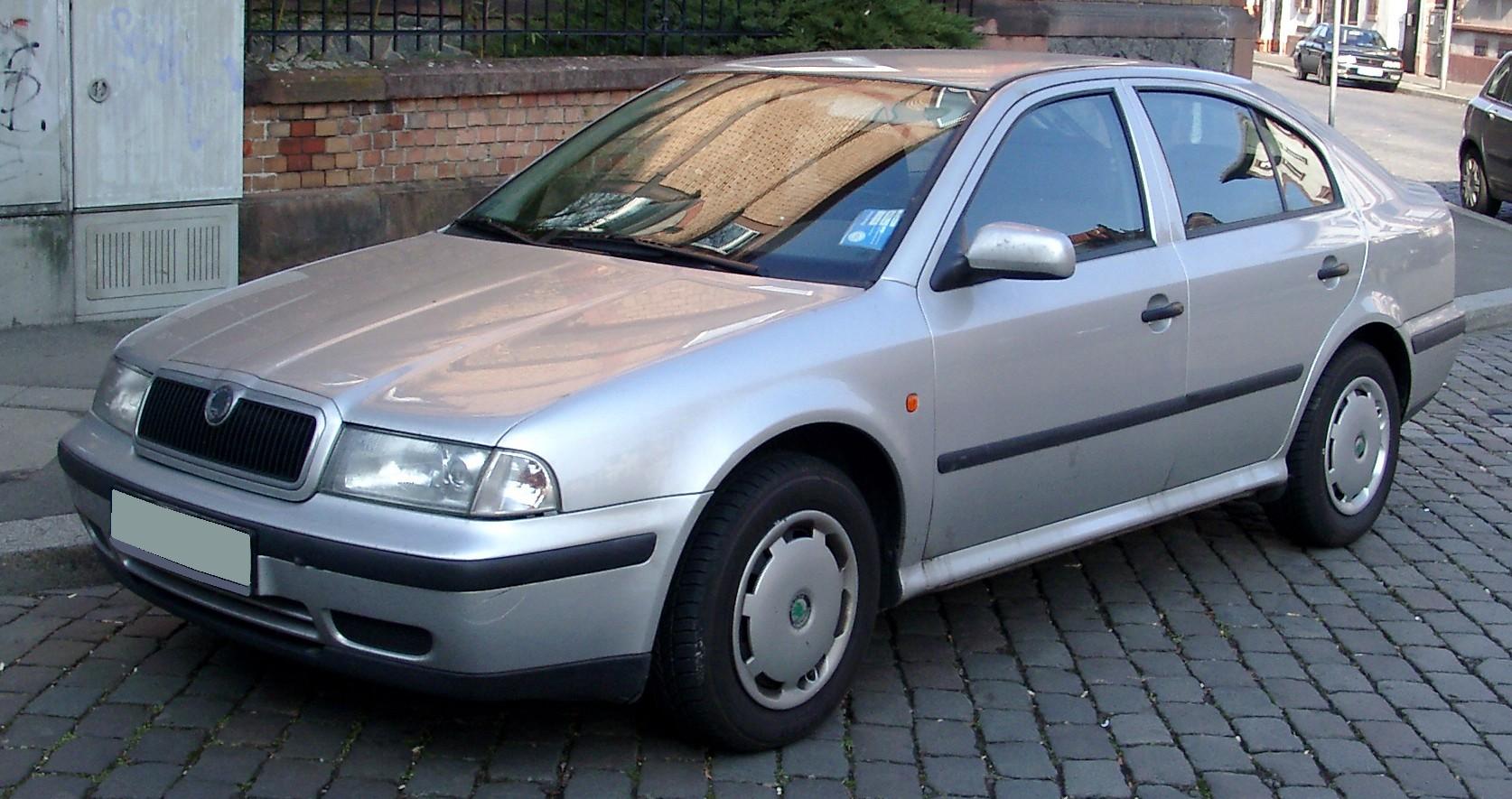 Skoda Fabia I 1999 - 2004 Sedan #4