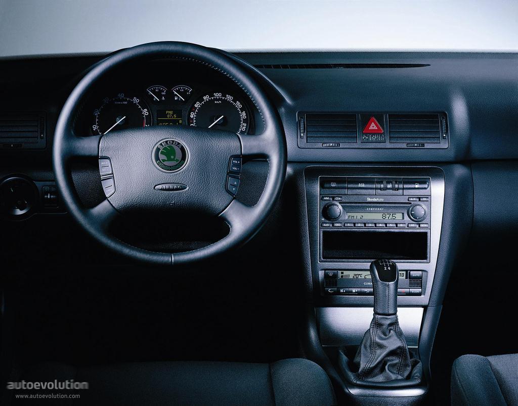 Skoda Fabia I 1999 - 2004 Sedan #5