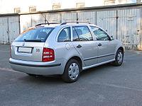 Skoda Fabia I 1999 - 2004 Station wagon 5 door #2