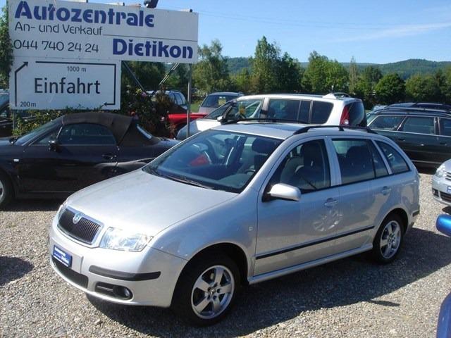 Skoda Fabia I Restyling 2004 - 2007 Sedan #3