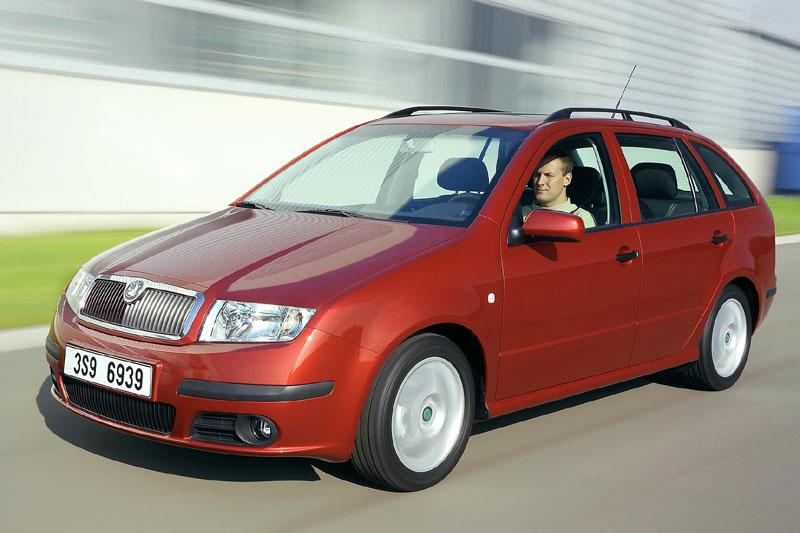 Skoda Fabia I Restyling 2004 - 2007 Sedan #1