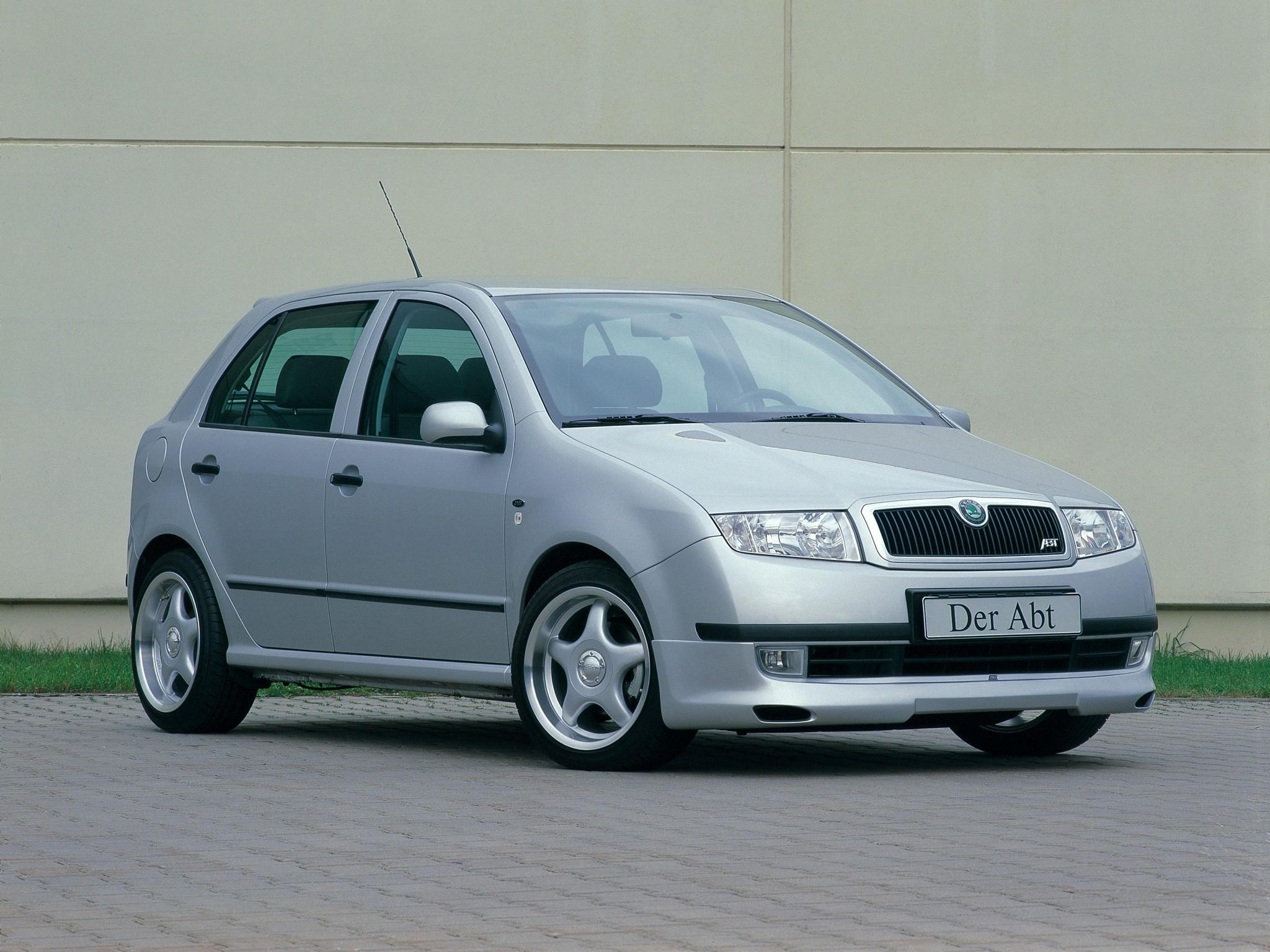 Skoda Fabia I Restyling 2004 - 2007 Sedan #8