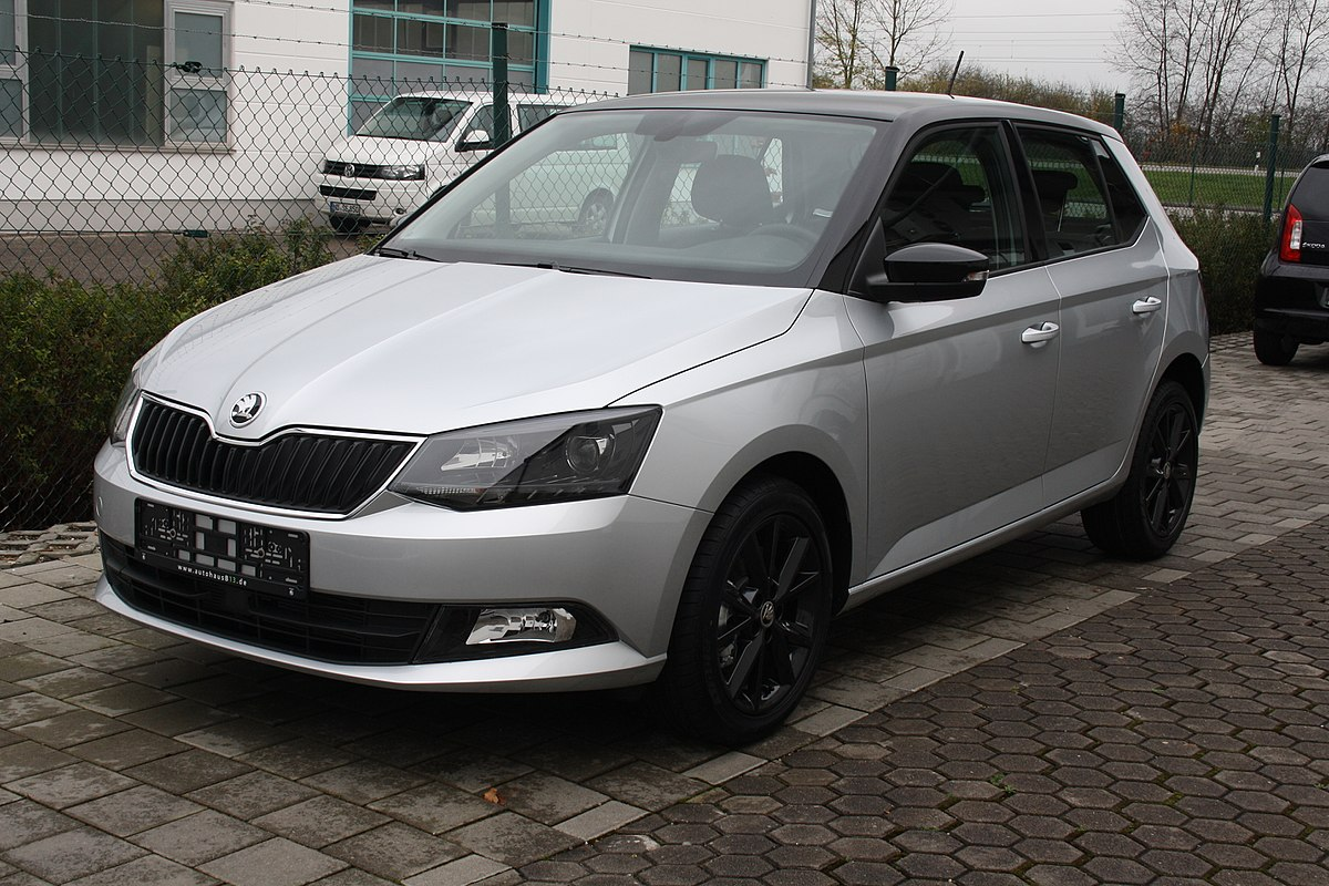 Skoda Fabia III 2014 - now Station wagon 5 door #8