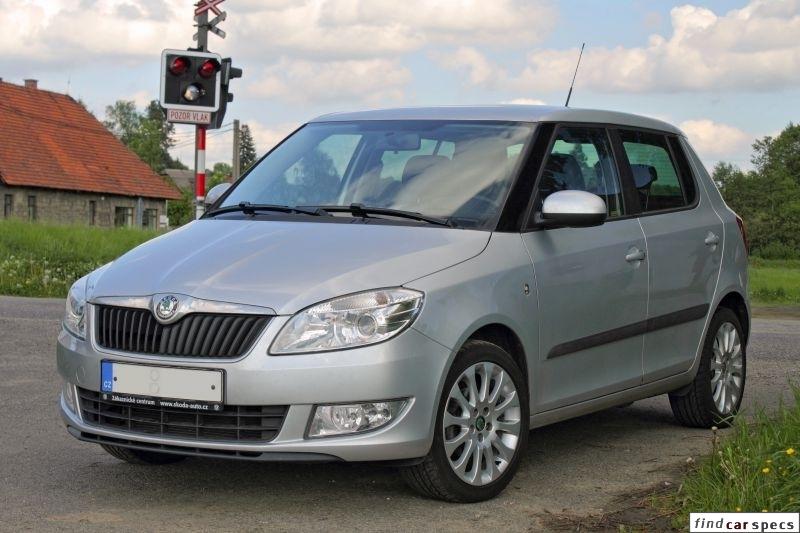Skoda Fabia II Restyling 2010 - 2014 Hatchback 5 door #4