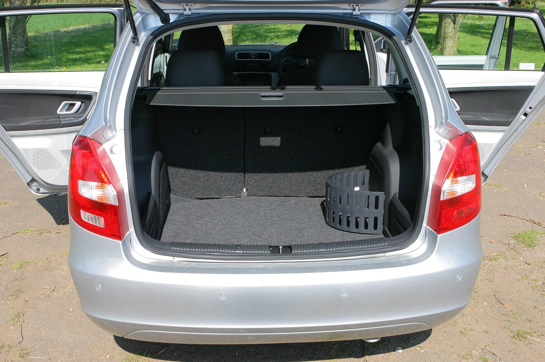 Skoda Fabia II Restyling 2010 - 2014 Hatchback 5 door #6