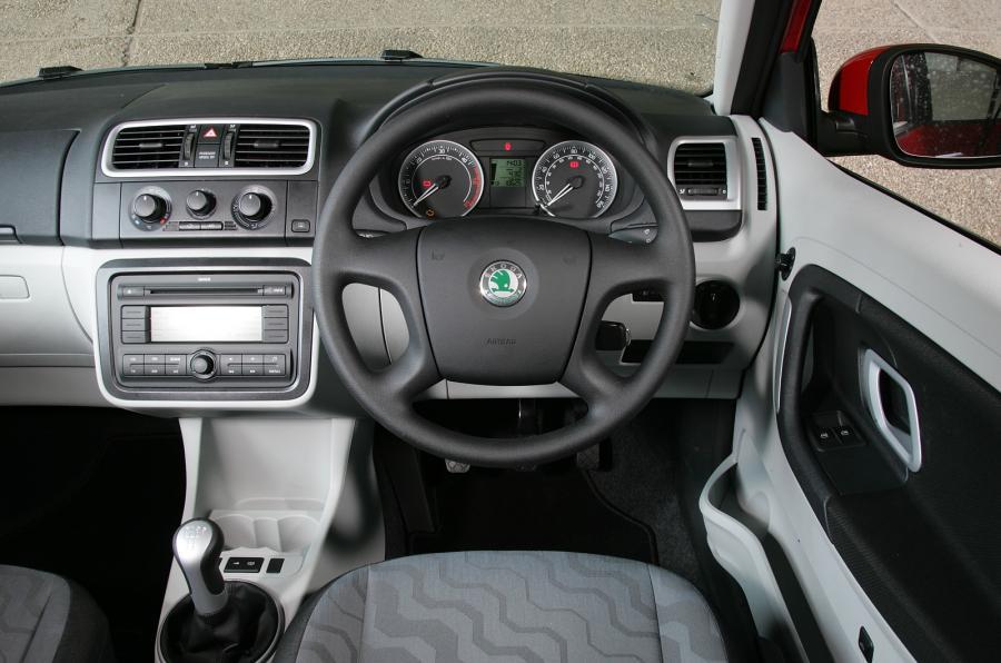 Skoda Fabia III 2014 - now Hatchback 5 door #8