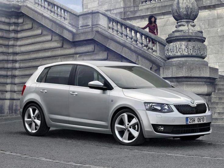 Skoda Fabia III 2014 - now Station wagon 5 door #3