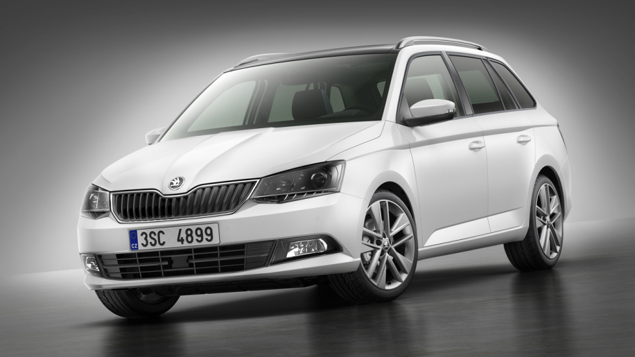 Skoda Fabia III 2014 - now Station wagon 5 door #6