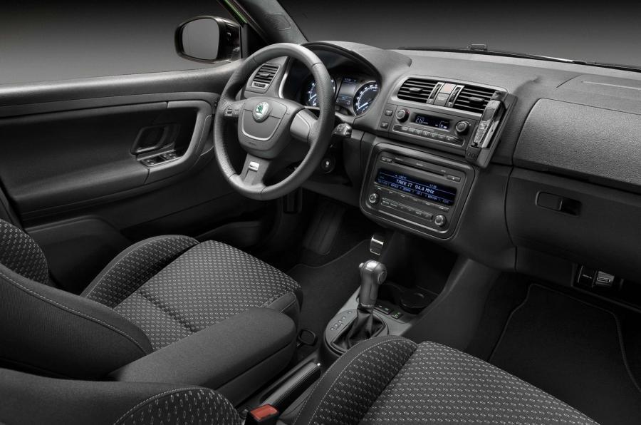 Skoda Fabia RS II 2010 - 2014 Hatchback 5 door #7
