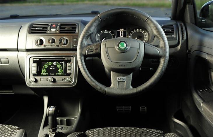 Skoda Fabia RS II 2010 - 2014 Hatchback 5 door #5