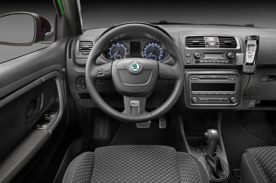 Skoda Fabia RS II 2010 - 2014 Hatchback 5 door #6