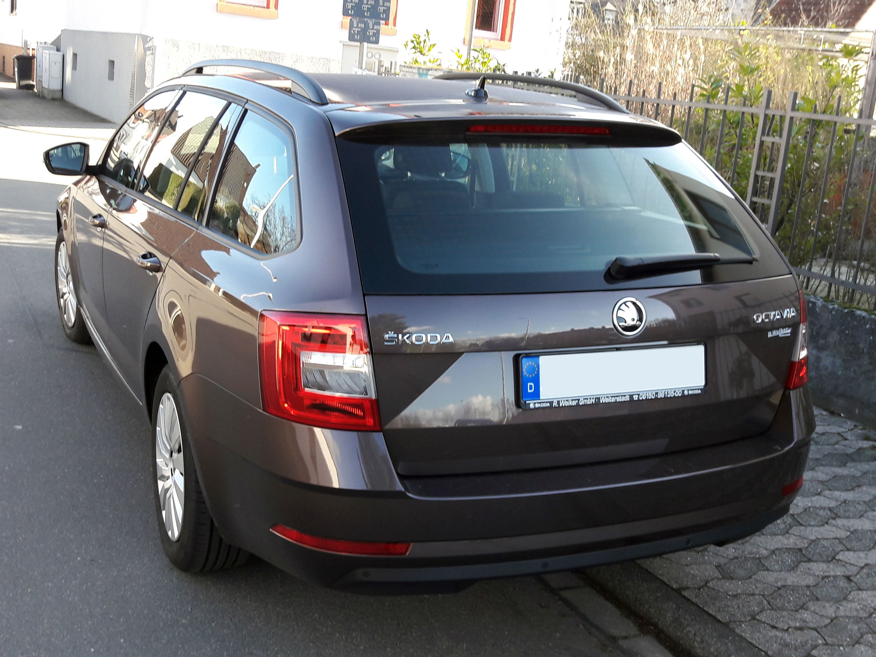 Skoda Fabia III 2014 - now Station wagon 5 door #1