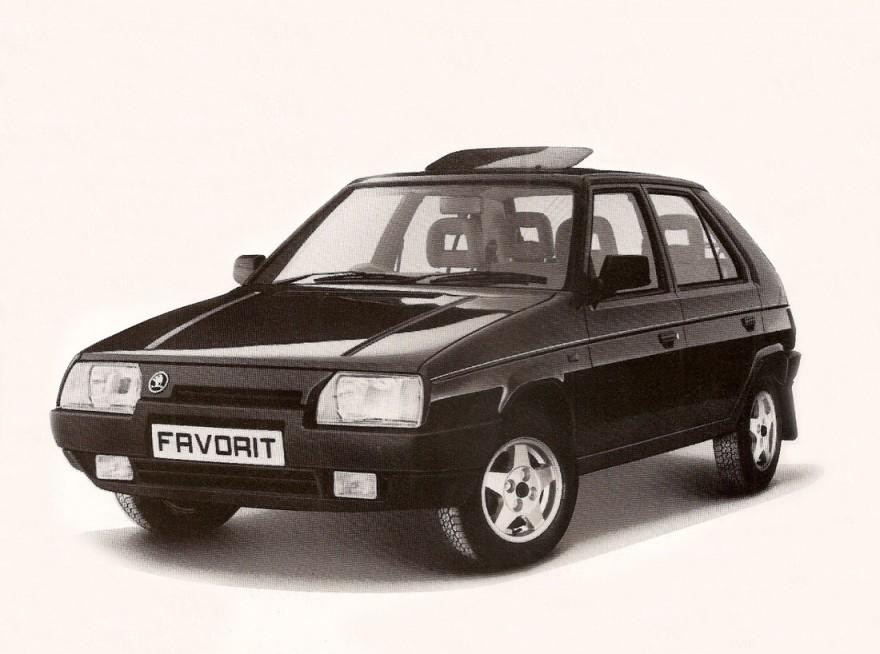 Skoda Favorit 1989 - 2000 Hatchback 5 door #7