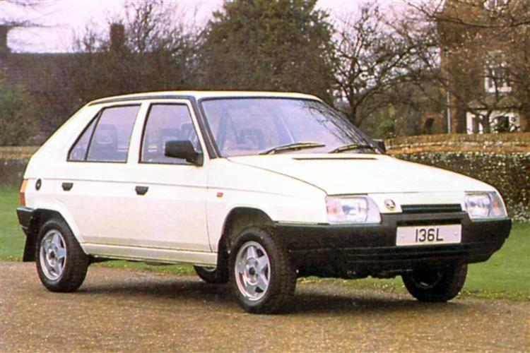 Skoda Favorit 1989 - 2000 Hatchback 5 door #6