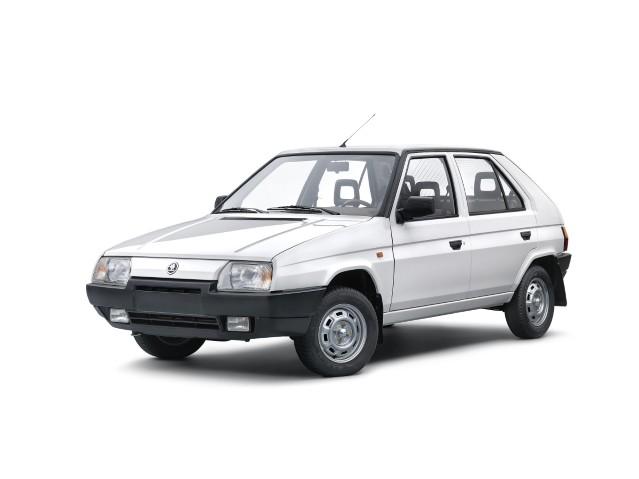 Skoda Favorit 1989 - 2000 Hatchback 5 door #5