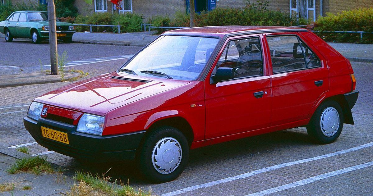 Skoda Favorit 1989 - 2000 Hatchback 5 door #8