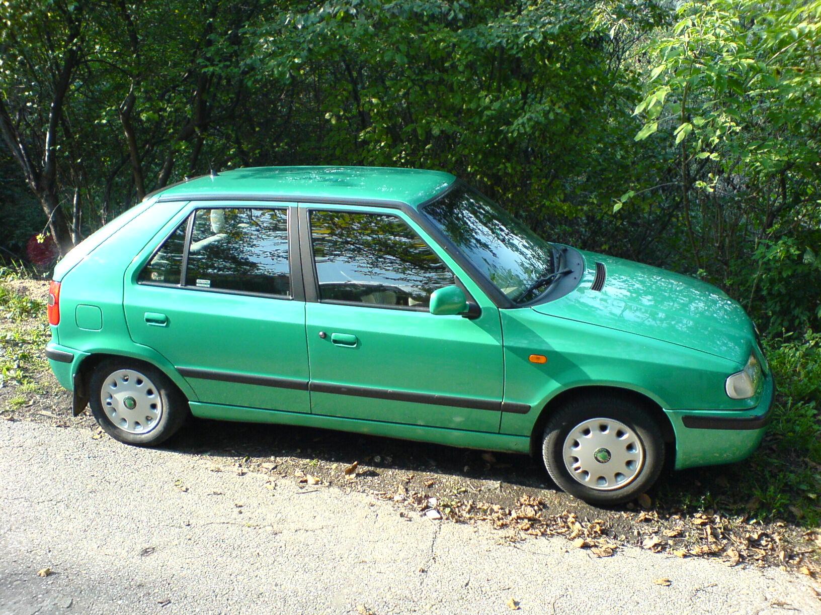 Skoda Felicia I 1994 - 1998 Hatchback 5 door #4