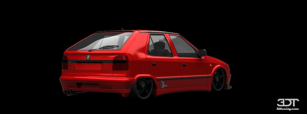 Skoda Felicia I 1994 - 1998 Hatchback 5 door #1
