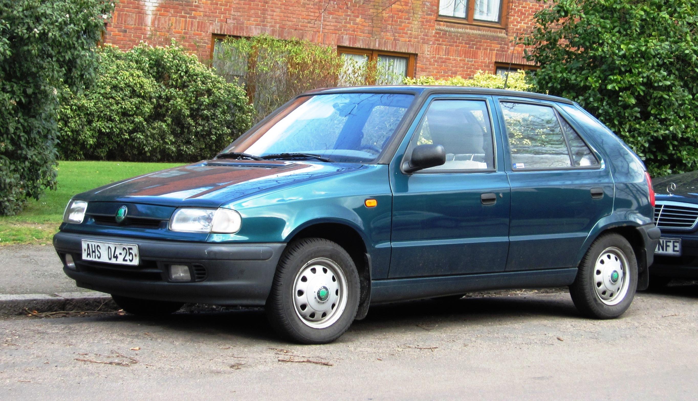 Skoda Felicia I 1994 - 1998 Hatchback 5 door #3