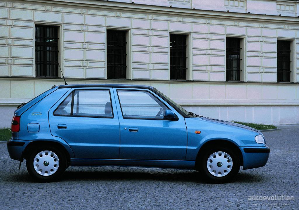 Skoda Felicia I 1994 - 1998 Hatchback 5 door #6