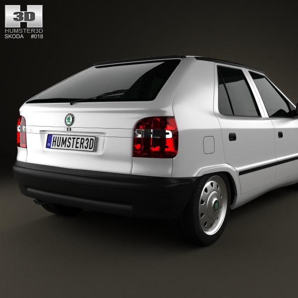 Skoda Felicia I 1994 - 1998 Hatchback 5 door #2