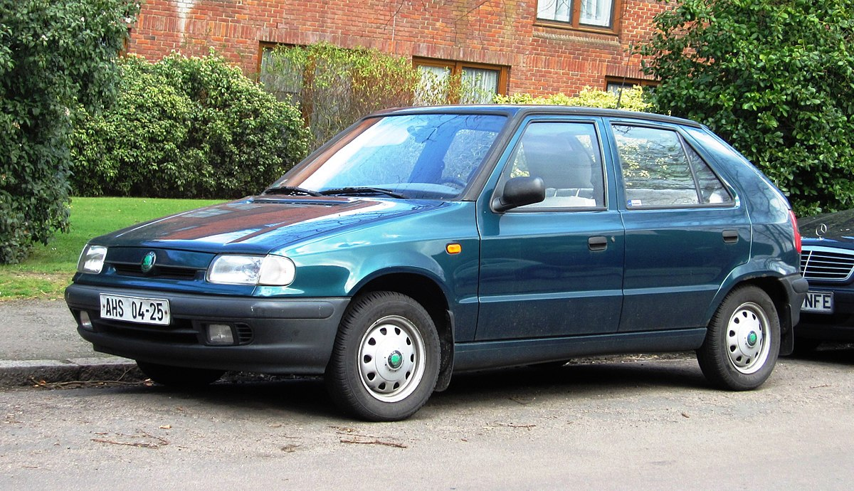 Skoda Felicia I 1994 - 1998 Hatchback 5 door #8