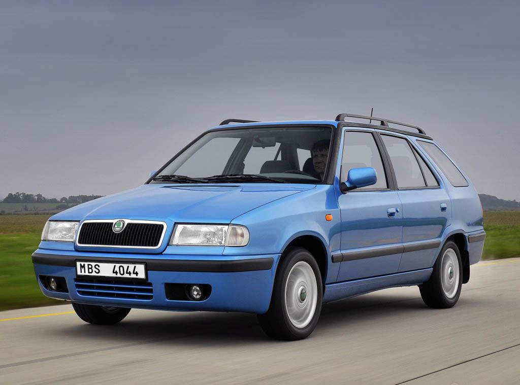 Skoda Felicia I 1994 - 1998 Pickup #6