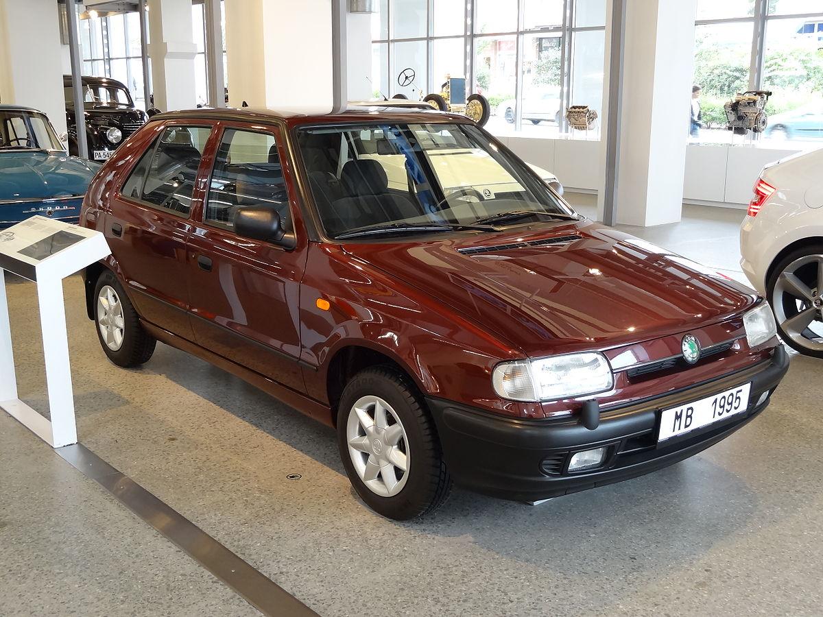 Skoda Felicia I 1994 - 1998 Pickup #1