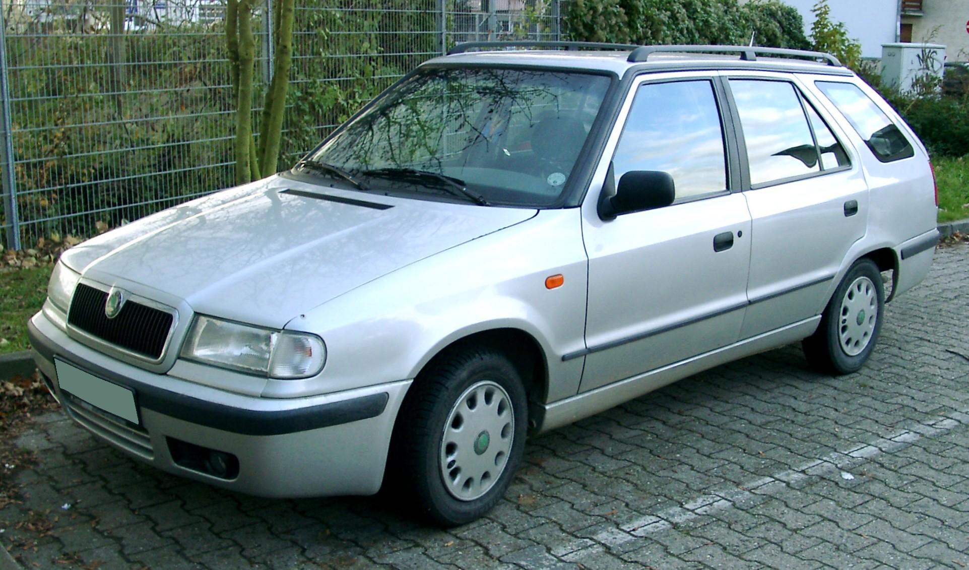 Skoda Felicia I 1994 - 1998 Pickup #5