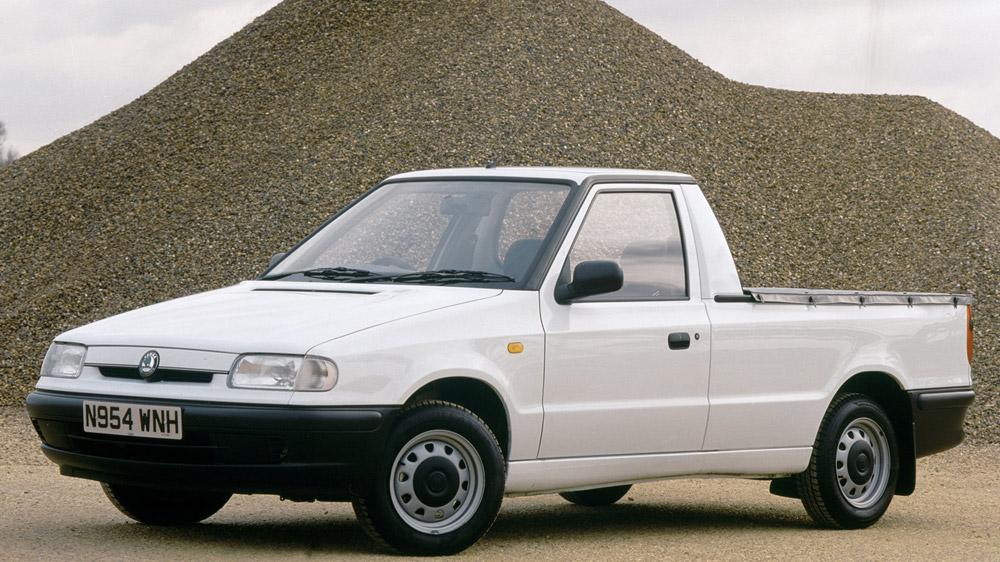 Skoda Felicia I 1994 - 1998 Pickup #4