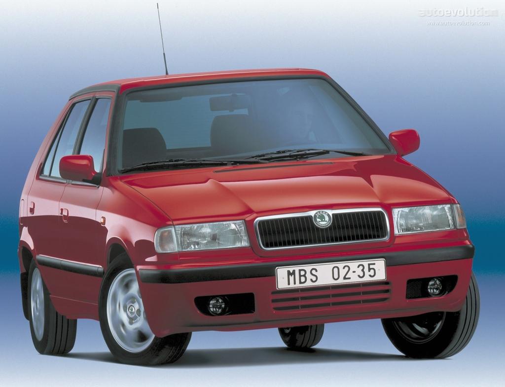 Skoda Felicia I Restyling 1998 - 2001 Station wagon 5 door #4
