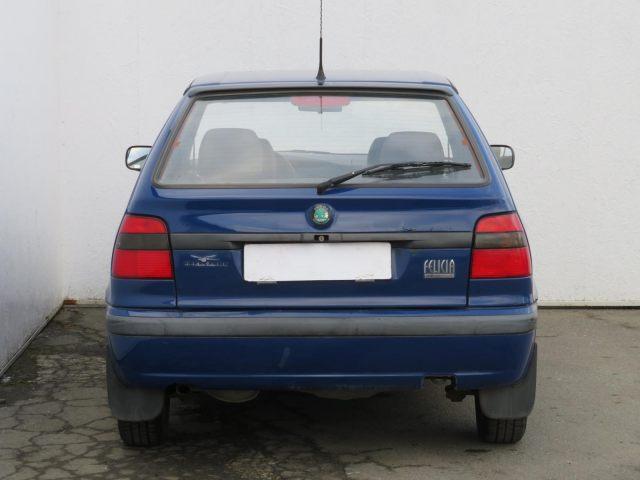 Skoda Felicia I Restyling 1998 - 2001 Hatchback 5 door #1