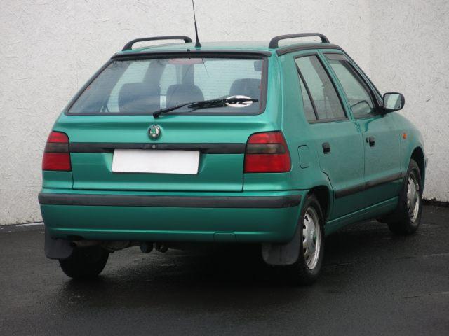 Skoda Felicia I Restyling 1998 - 2001 Hatchback 5 door #2