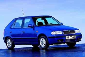 Skoda Felicia I Restyling 1998 - 2001 Hatchback 5 door #8