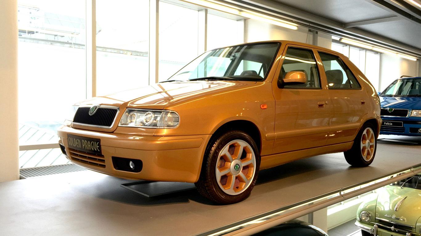 Skoda Felicia I Restyling 1998 - 2001 Hatchback 5 door #4