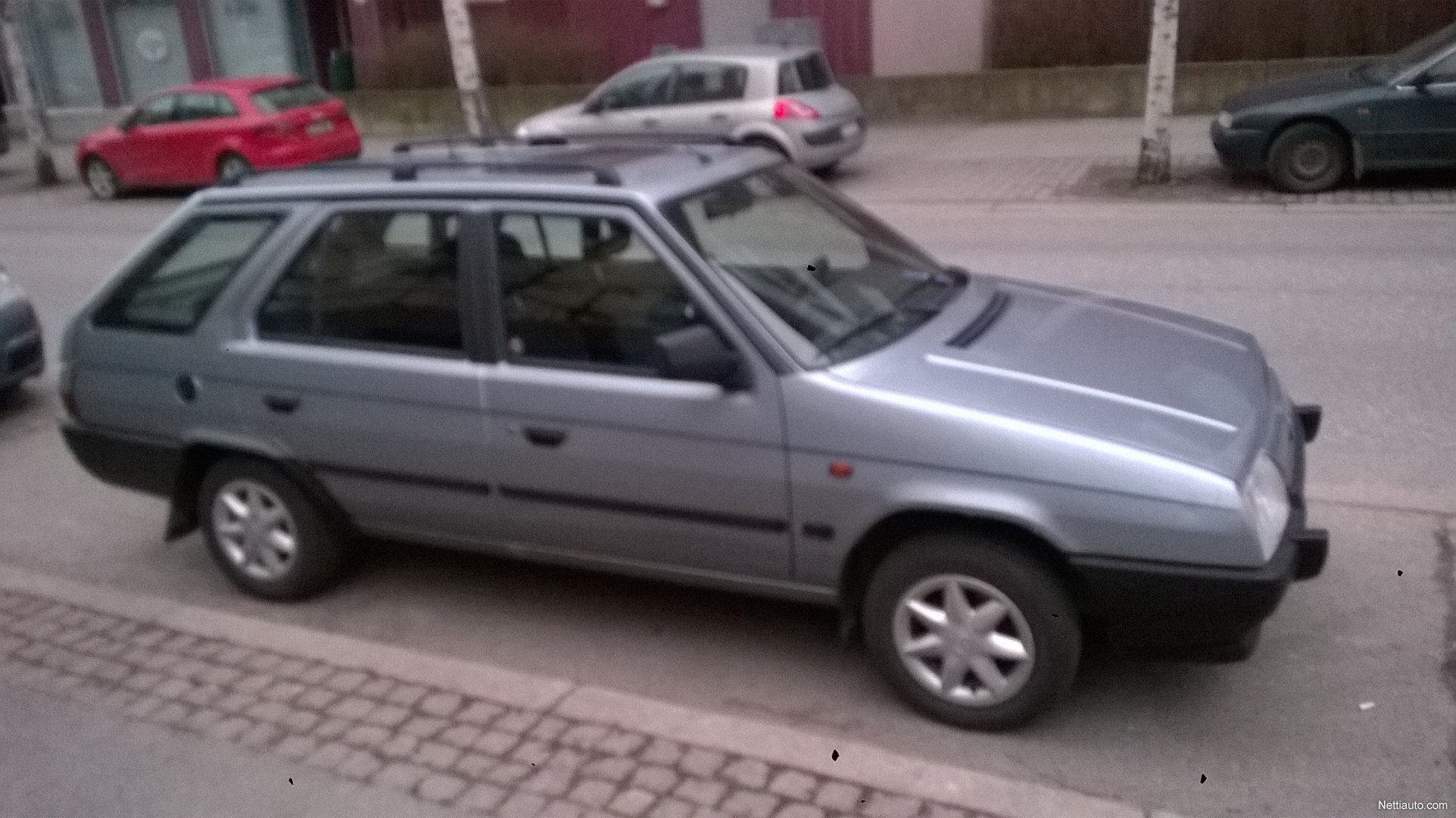 Skoda Forman I 1990 - 1995 Station wagon 5 door #1