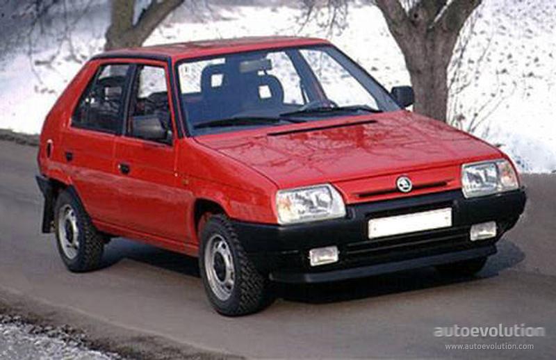 Skoda Forman I 1990 - 1995 Station wagon 5 door #5