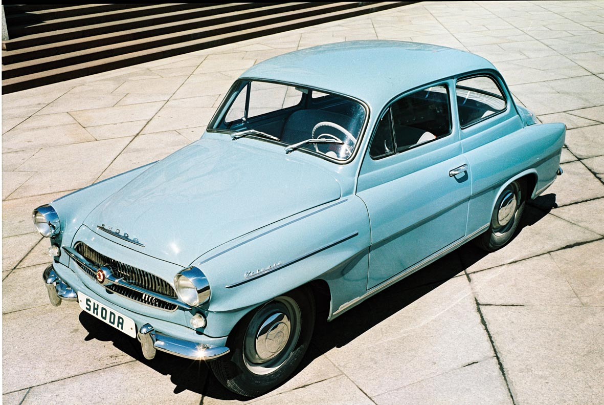 Skoda Octavia Type 985 1959 - 1971 Station wagon 3 door #3