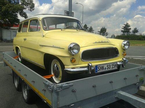 Skoda Octavia Type 985 1959 - 1971 Station wagon 3 door #5