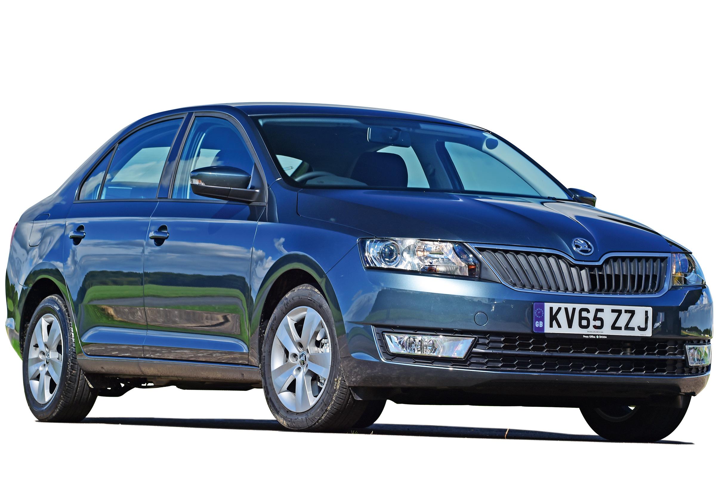 Skoda Rapid I 2012 - now Hatchback 5 door #7