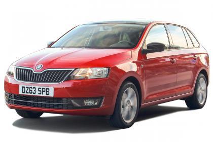 Skoda Rapid I 2012 - now Hatchback 5 door #8