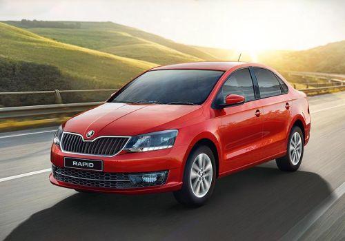 Skoda Rapid I 2012 - now Hatchback 5 door #1