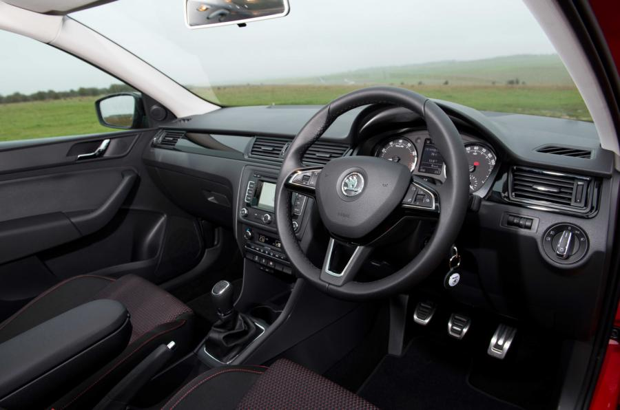 Skoda Rapid I 2012 - now Hatchback 5 door #5